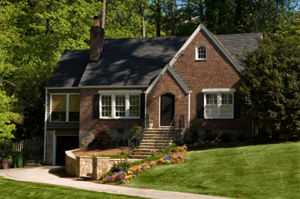 Cartersville home needing foundation repair