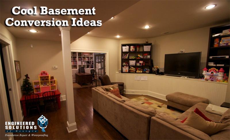 basement conversion ideas