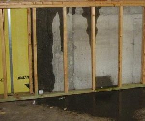 Interior Basement Waterproofing Atlanta GA