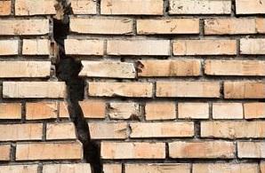 Cracked Foundation Virginia-Highland GA