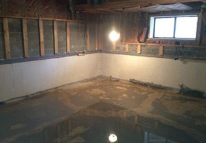 Waterproofing Marietta GA