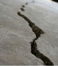 repair concrete cracks