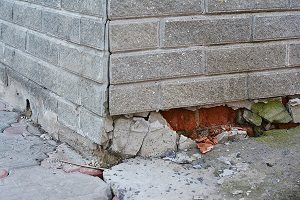 Foundation Crack Repair Marietta GA